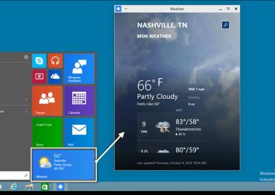 Windows10-app