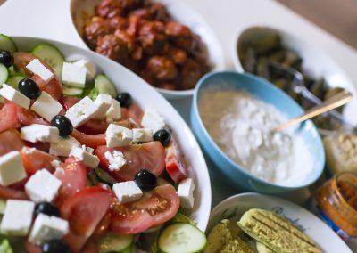 grieks-buffet