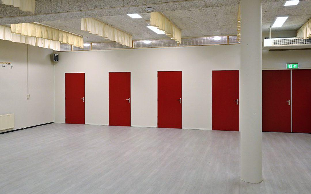 Zaal 6 verbouwd